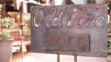 Welcome to Old Vine Café